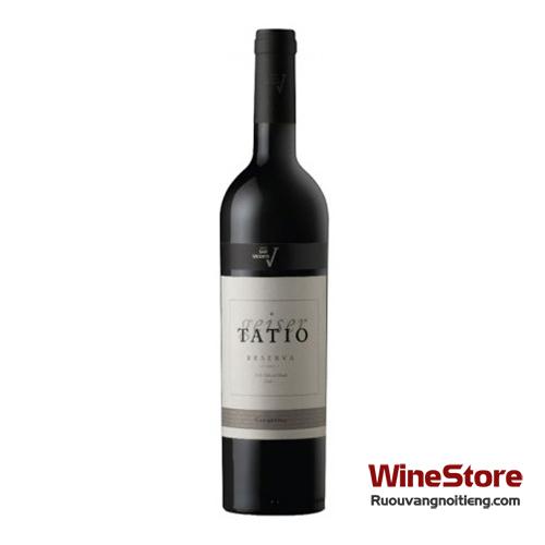 Rượu vang San Vicente Geiser Tatio Carmenere Reserve - ruouvangnoitieng.com