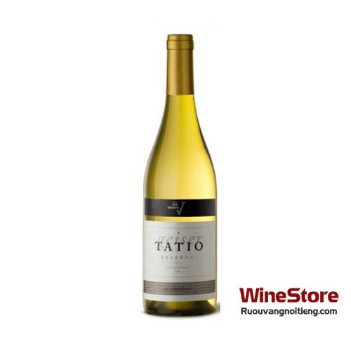 Rượu vang San Vicente Geiser Tatio Chardonnay Reserve - ruouvangnoitieng.com