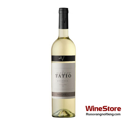 Rượu vang San Vicente Geiser Tatio Sauvignon Blanc Reserve - ruouvangnoitieng.com