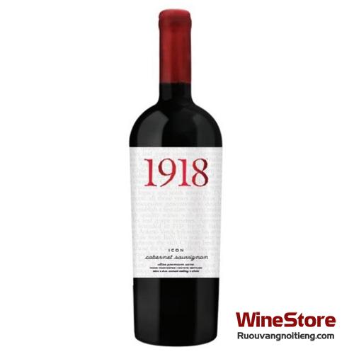 Rượu vang 1918 Icon Cabernet Sauvignon - ruouvangnoitieng.com