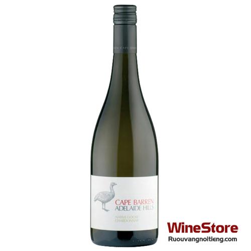 Rượu vang Cape Barren Adelaide Native Goose Chardonnay - ruouvangnoitieng.com