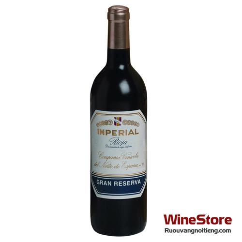 Rượu vang Cune Imperial Gran Reserva Rioja - ruouvangnoitieng.com