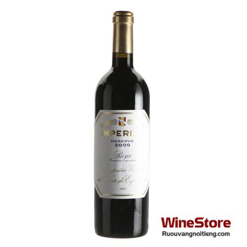 Rượu vang Cune Imperial Reserva 2009 - ruouvangnoitieng.com