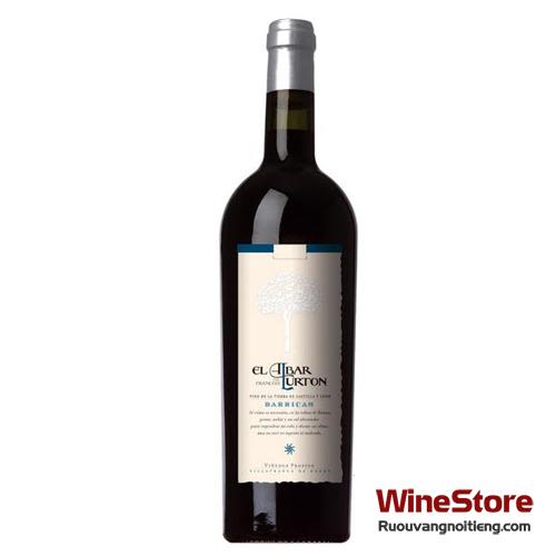 Rượu vang El Albar Lurton Barricas - ruouvangnoitieng.com