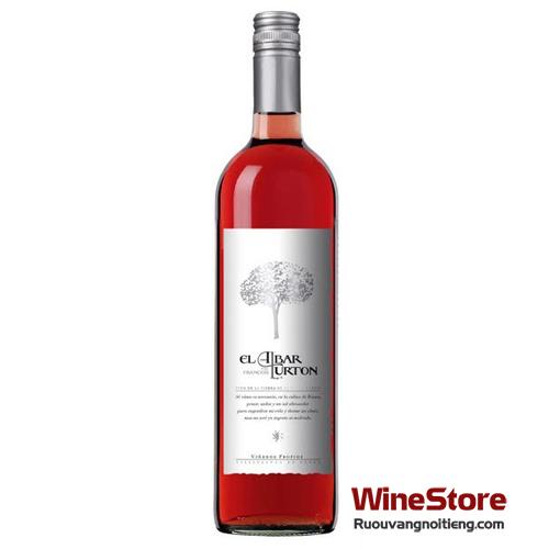 Rượu vang El Albar Lurton Tempranillo Vino Rosado - ruouvangnoitieng.com