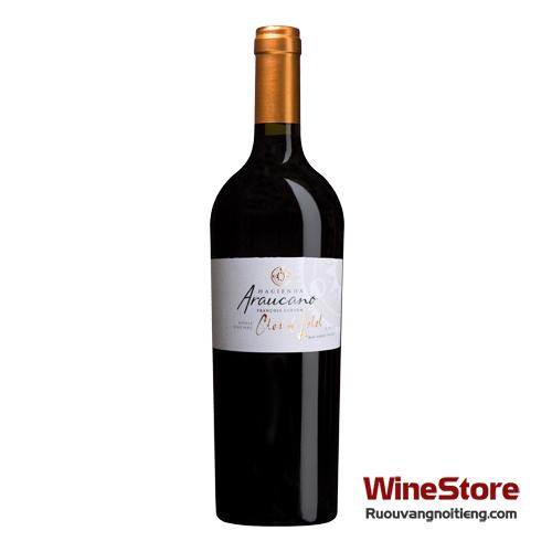 Rượu vang Francois Lurton Hacienda Araucano Clos de Lolol Organic Wine - ruouvangnoitieng.com