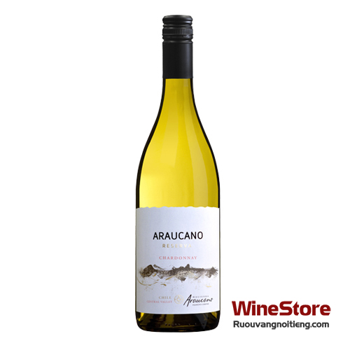 Rượu vang Francois Lurton Hacienda Araucano Reserva Chardonnay - ruouvangnoitieng.com
