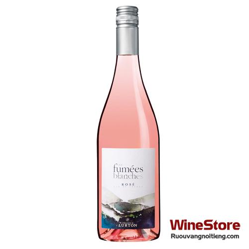 Rượu vang Les Fumées Blanches Gris De Sauvignon Rosé - ruouvangnoitieng.com