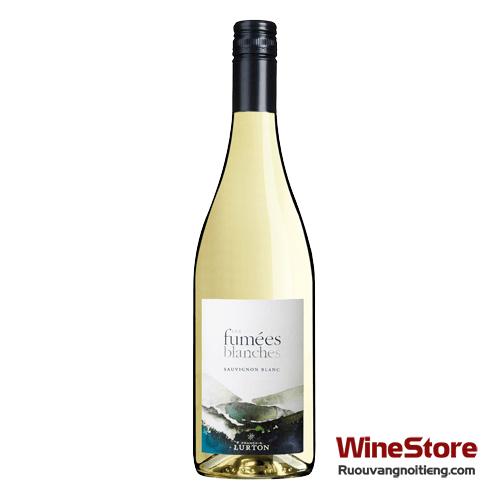 Rượu vang Les Fumées Blanches Sauvignon Blanc - ruouvangnoitieng.com