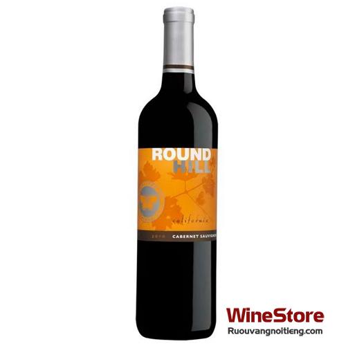 Rượu vang Round Hill California Cabernet Sauvignon - ruouvangnoitieng.com
