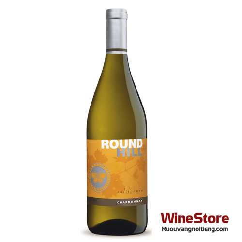 Rượu vang Round Hill California Chardonnay - ruouvangnoitieng.com