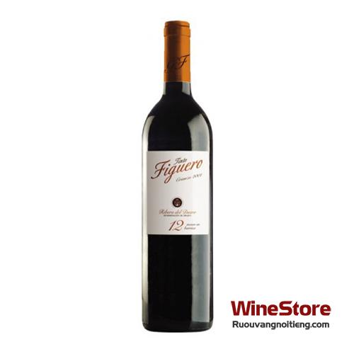 Rượu vang Tinto Figuero 12 Crianza - ruouvangnoitieng.com