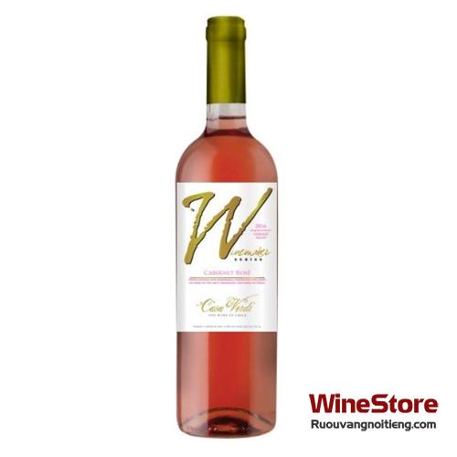 Rượu vang Winemaker Series Cabernet Rose - ruouvangnoitieng.com