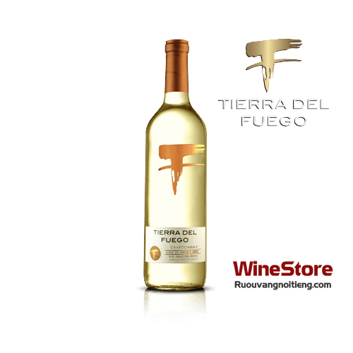 Tierra Del Fuego Selection Chardonnay - ruouvangnoitieng.com