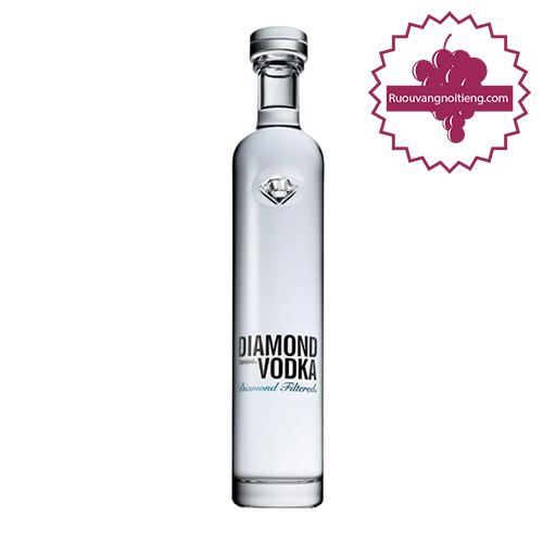 Rượu Diamond Vodka - ruouvangnoitieng.com