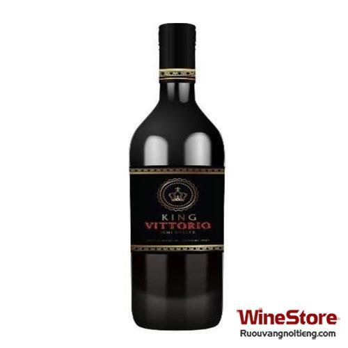 Rượu vang King Vittorio Semi Dolcer - ruouvangnoitieng.com