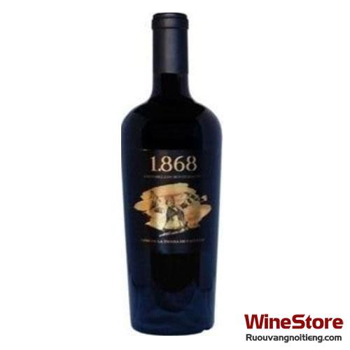 Rượu vang Tierra de Castilla 1.868 2014 - ruouvangnoitieng.com