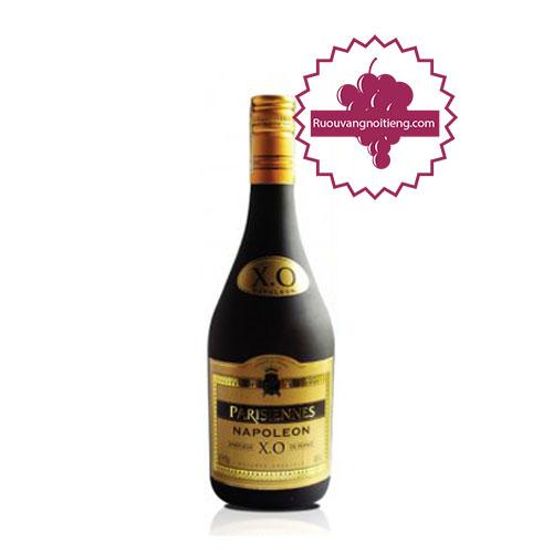 Rượu Parisiennes XO Tall Bottle [BM] - ruouvangnoitieng.com