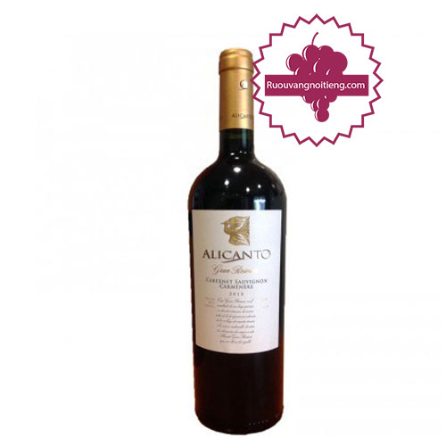 Rượu vang Alicanto Gran Reserva Cabernet Sauvignon Carmenere [VA] - ruouvangnoitieng.com