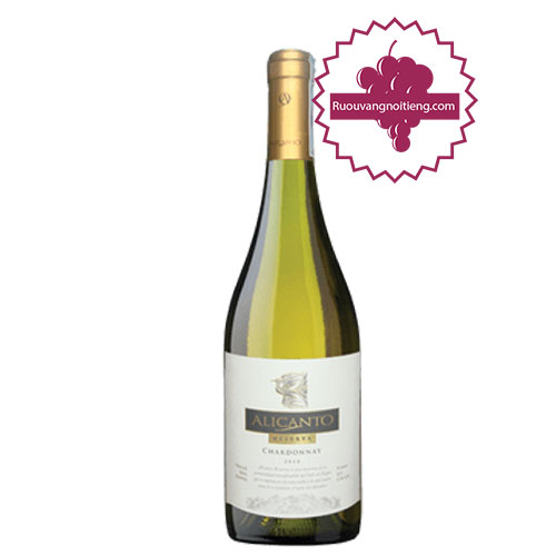 Rượu vang Alicanto Reserva Chardonnay [VA] - ruouvangnoitieng.com
