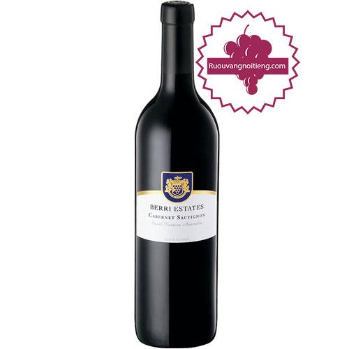 Rượu vang Berri Estates Cabernet Sauvignon [HT] - ruouvangnoitieng.com