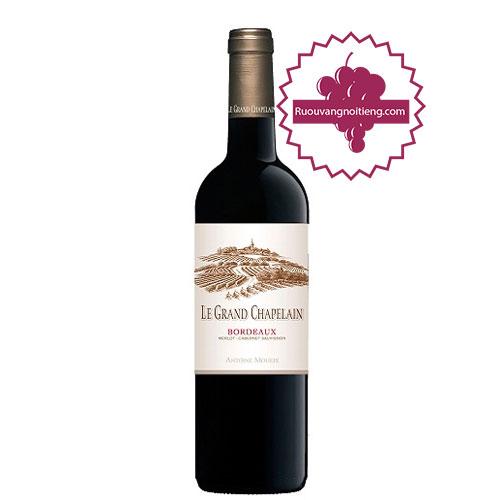 Rượu vang Bordeaux AOP Le Grand Chapelain [PE] - ruouvangnoitieng.com