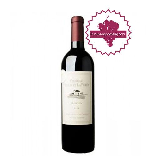 Rượu vang Bordeaux Chateau Bellevue [VA]-ruouvangnoitieng.com