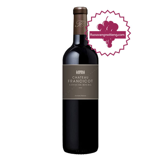 Rượu vang Chateau Francicot [PE] - ruouvangnoitieng.com