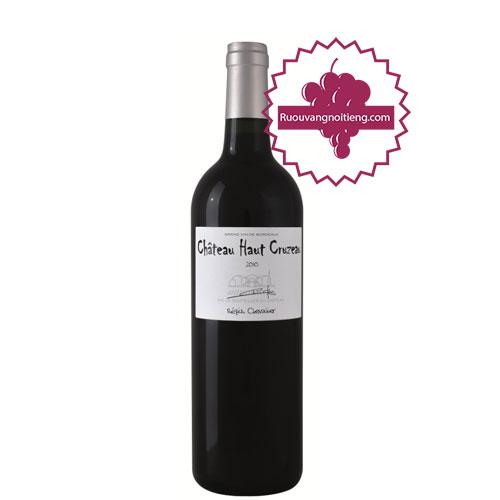 Rượu vang Chateau Haut Cruzeau - Cuvee Mathilde- Regis Chevalier [PE] - ruouvangnoitieng.com