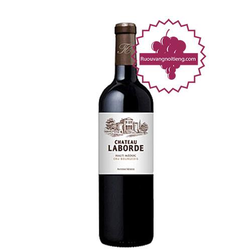 Rượu vang Chateau Laborde Cru Bourgeois [PE] - ruouvangnoitieng.com