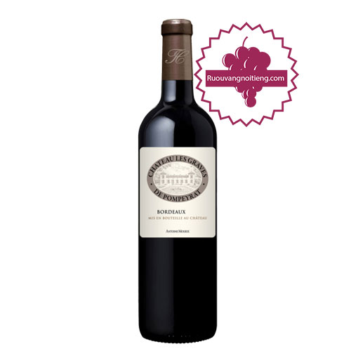 Rượu vang Chateau Les Graves De Pompeyrat [PE] - ruouvangnoitieng.com