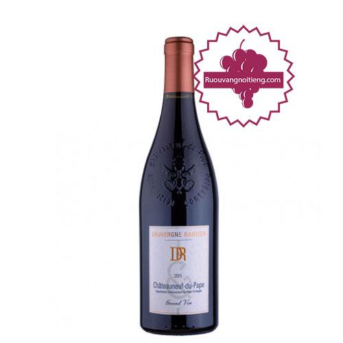 Rượu vang DR Chateauneuf Du Pape Grand Vin [VA] - ruouvangnoitieng.com