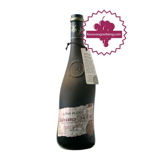 Rượu vang La Fiole Du Pape [PE] - ruouvangnoitieng.com