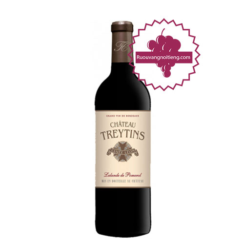 Rượu vang Lalande De Pomerol Chateau Treytins [PE] - ruouvangnoitieng.com
