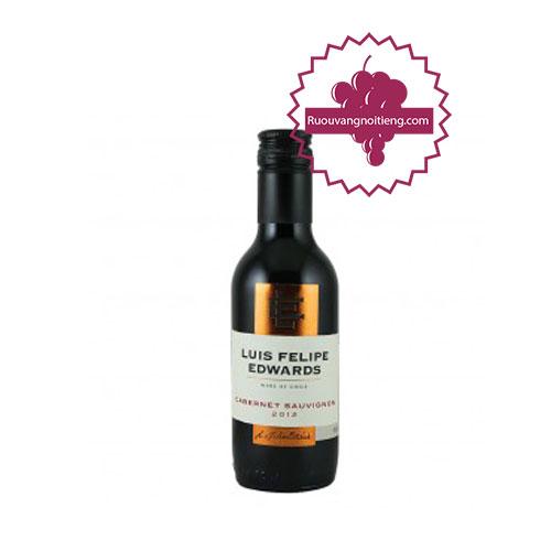 Rượu vang Luis Felipe Edwards - Cabernet Sauvignon 187ml [PE] - ruouvangnoitieng.com