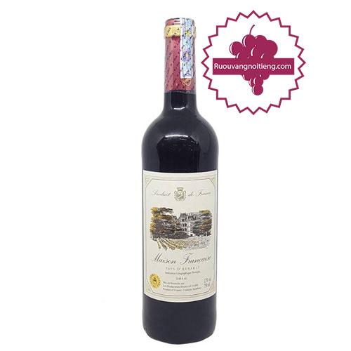 Rượu vang Maison Francaise [VA]-ruouvangnoitieng.com