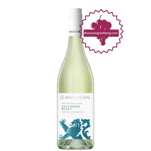Rượu vang McGuigan Bin 8000 - Sauvignon Blanc [PE] - ruouvangnoitieng.com