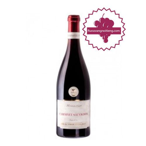 Rượu vang Monastier Cabernet Sauvignon [VA]-ruouvangnoitieng.com
