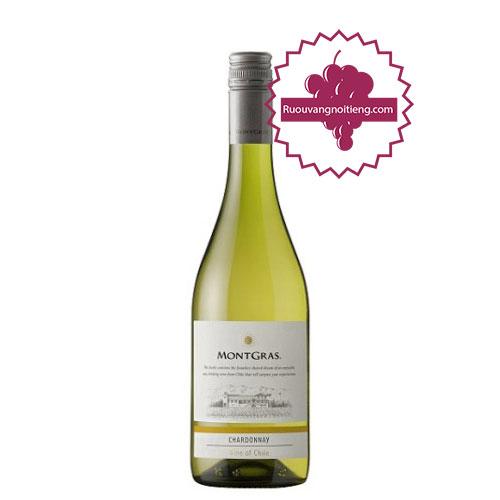 Rượu vang MontGras Estate - Chardonnay [PE] - ruouvangnoitieng.com