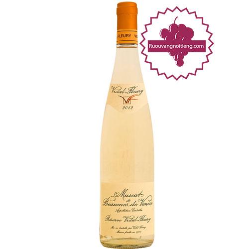 Rượu Vang Muscat De Beaumes De Venise [HT] - ruouvangnoitieng.com