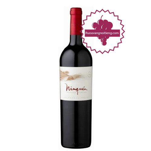 Rượu vang Ninquen Mountain Vineyard - Cabernet Sauvignon - Syrah [PE] - ruouvangnoitieng.com