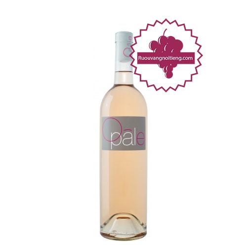 Rượu vang Opale - Regis Chevalier [PE] - ruouvangnoitieng.com