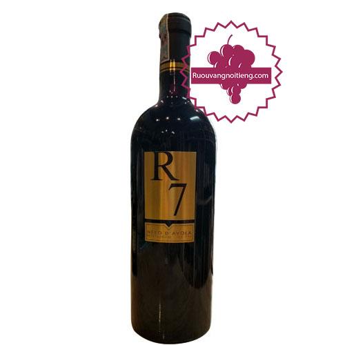 Rượu vang R7 Cabernet Sauvignon [BM] - ruouvangnoitieng.com