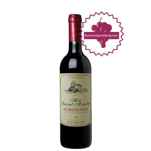Rượu vang Roc Saint Andre [PE] - ruouvangnoitieng.com