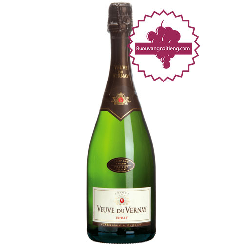 Rượu vang Veuve Du Vernay Brut [HT] - ruouvangnoitieng.com