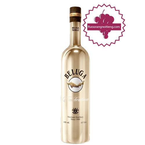 Rượu Vodka Beluga Celebration [Beluga] - ruouvangnoitieng.com