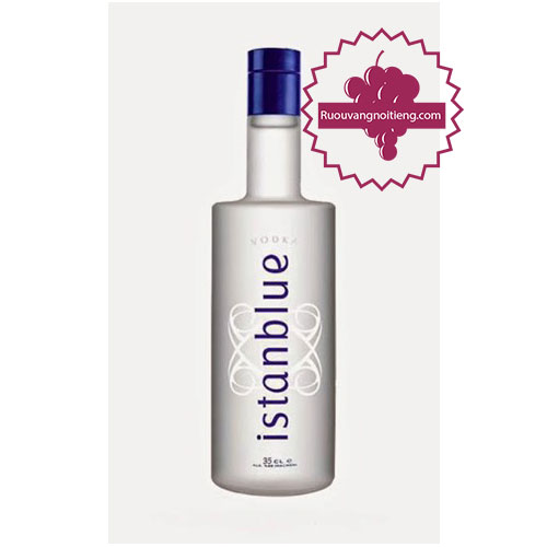 Rượu Vodka Istanblue Pure 350ml [VA] - ruouvangnoitieng.com