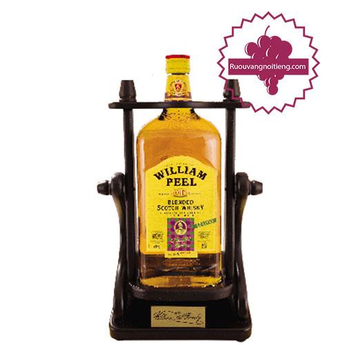 Rượu William Peel kệ gỗ 2 lít [BM] - ruouvangnoitieng.com