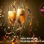 Rượu champagne cao cấp có hạn sử dụng là bao lâu?