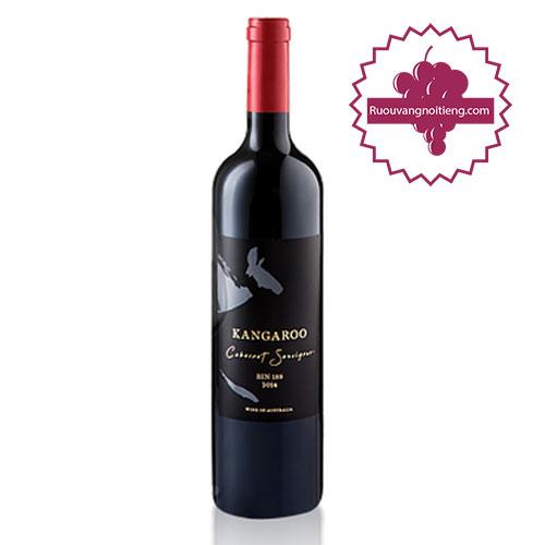 Rượu vang Kangaroo Bin 188, rượu vang úc
